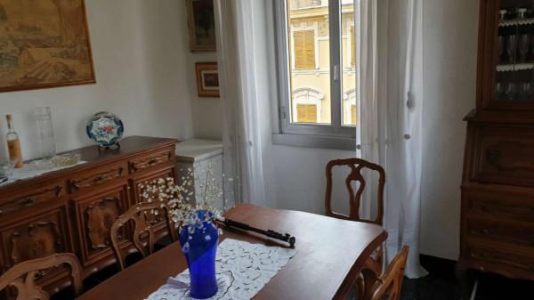 Appartamento in vendita a Genova, Adiacenze Piazza Martinez, Con giardino, 85 mq - Foto 22