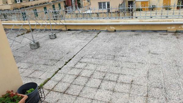Appartamento in vendita a Genova, Adiacenze Piazza Martinez, Con giardino, 85 mq - Foto 7