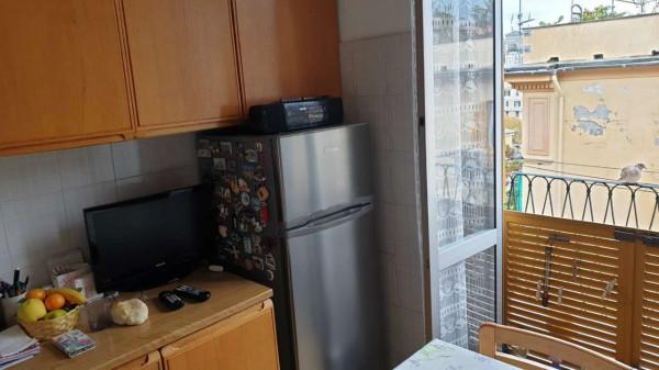 Appartamento in vendita a Genova, Adiacenze Piazza Martinez, Con giardino, 85 mq - Foto 25
