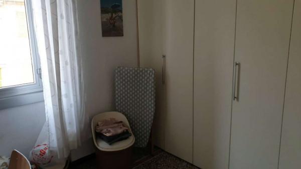 Appartamento in vendita a Genova, Adiacenze Piazza Martinez, Con giardino, 85 mq - Foto 13