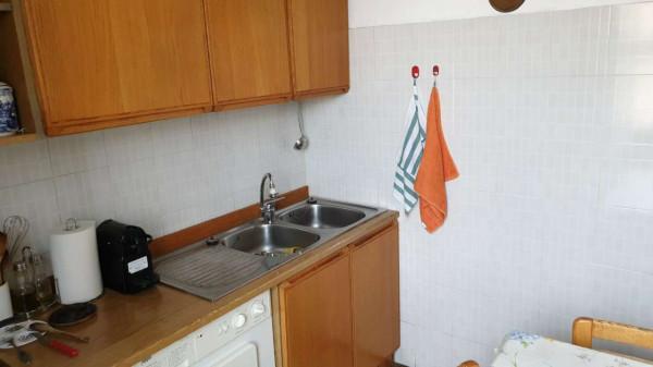 Appartamento in vendita a Genova, Adiacenze Piazza Martinez, Con giardino, 85 mq - Foto 24