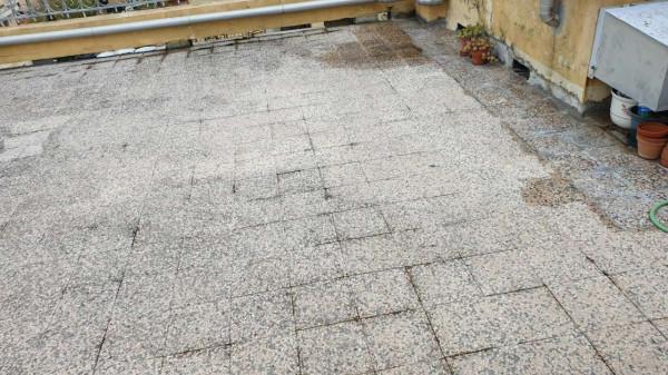 Appartamento in vendita a Genova, Adiacenze Piazza Martinez, Con giardino, 85 mq - Foto 6