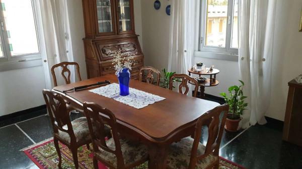 Appartamento in vendita a Genova, Adiacenze Piazza Martinez, Con giardino, 85 mq - Foto 39