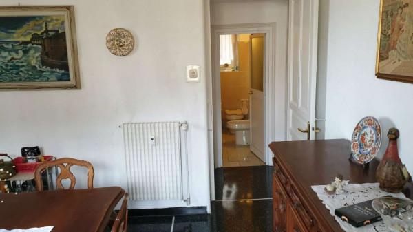 Appartamento in vendita a Genova, Adiacenze Piazza Martinez, Con giardino, 85 mq - Foto 23