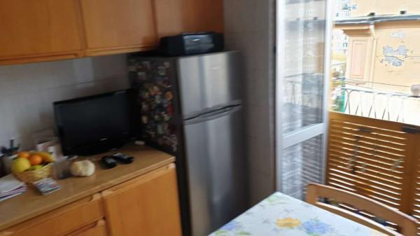 Appartamento in vendita a Genova, Adiacenze Piazza Martinez, Con giardino, 85 mq - Foto 41