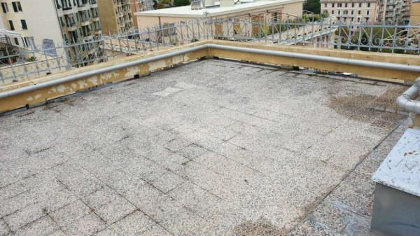 Appartamento in vendita a Genova, Adiacenze Piazza Martinez, Con giardino, 85 mq - Foto 29