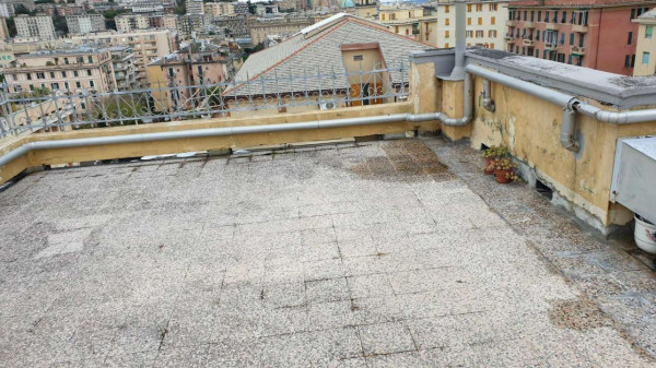 Appartamento in vendita a Genova, Adiacenze Piazza Martinez, Con giardino, 85 mq - Foto 28