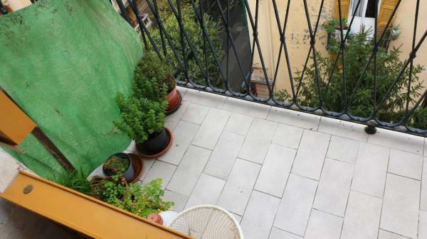 Appartamento in vendita a Genova, Adiacenze Piazza Martinez, Con giardino, 85 mq - Foto 10
