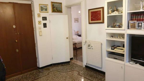 Appartamento in vendita a Genova, Adiacenze Piazza Martinez, Con giardino, 85 mq - Foto 43