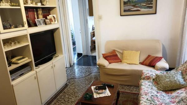 Appartamento in vendita a Genova, Adiacenze Piazza Martinez, Con giardino, 85 mq - Foto 26