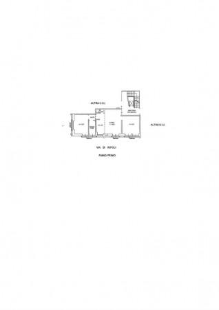 Appartamento in affitto a Firenze, San Frediano, Arredato, 65 mq - Foto 2