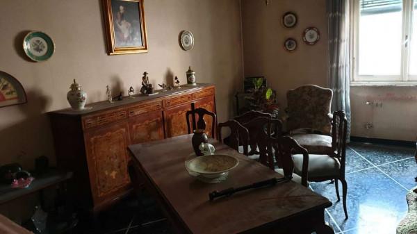 Appartamento in vendita a Genova, Adiacenze Via Donghi, 102 mq - Foto 26
