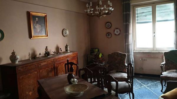Appartamento in vendita a Genova, Adiacenze Via Donghi, 102 mq - Foto 27