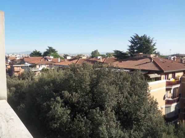 Appartamento in vendita a Roma, Colombo, Con giardino, 256 mq