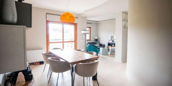 Appartamento in vendita a Roma, Ardeatina, Con giardino, 120 mq