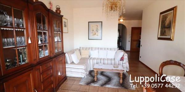 Appartamento in vendita a Castelnuovo Berardenga, Arredato, 92 mq - Foto 3