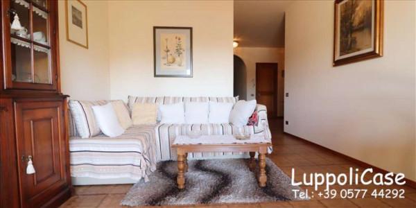 Appartamento in vendita a Castelnuovo Berardenga, Arredato, 92 mq - Foto 2