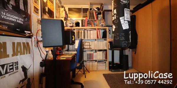 Appartamento in vendita a Castelnuovo Berardenga, 100 mq - Foto 17