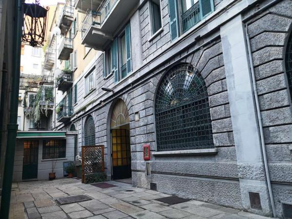 Locale Commerciale  in affitto a Milano, San Marco /brera, 55 mq