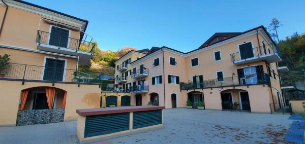 Appartamento in vendita a Casarza Ligure, Residenziale, Con giardino, 65 mq