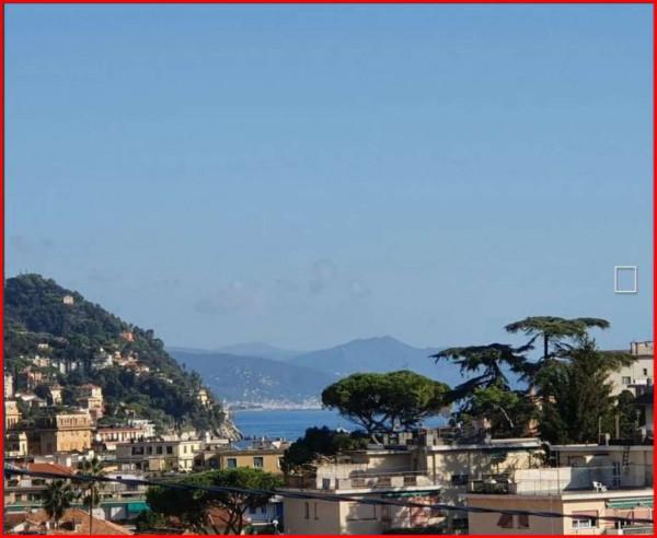 Villa in vendita a Rapallo, Via Milano, Con giardino, 75 mq