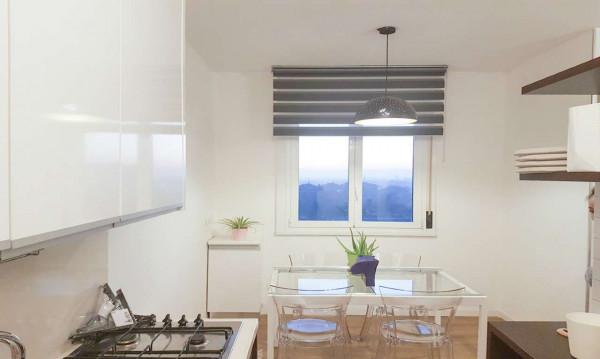Appartamento in affitto a Milano, Lampugnano, Arredato, 85 mq