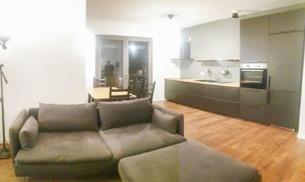 Appartamento in affitto a Milano, Bovisa, Arredato, 50 mq