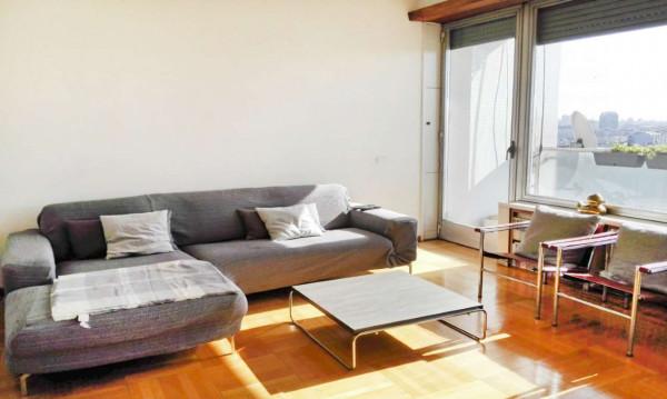 Appartamento in affitto a Milano, Sempione, Arredato, 110 mq