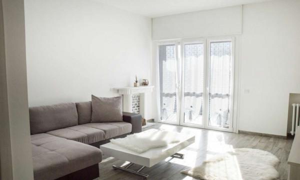 Appartamento in vendita a Sesto San Giovanni, Rondò, Con giardino, 125 mq