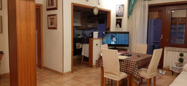 Appartamento in vendita a Roma, La Rustica, 70 mq