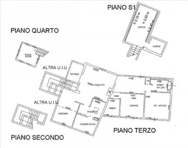 Appartamento in vendita a Siena, 168 mq - Foto 9