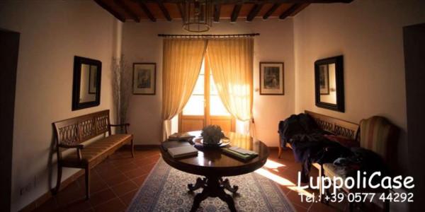 Villa in vendita a Castelnuovo Berardenga, Arredato, con giardino, 500 mq - Foto 4