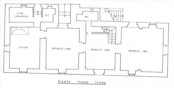 Villa in vendita a Castelnuovo Berardenga, Arredato, con giardino, 500 mq - Foto 13