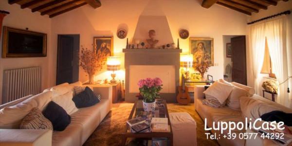 Villa in vendita a Castelnuovo Berardenga, Arredato, con giardino, 500 mq - Foto 8