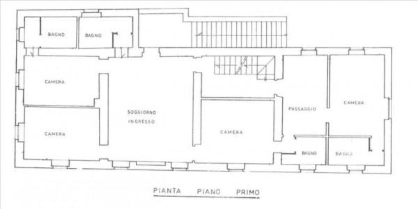Villa in vendita a Castelnuovo Berardenga, Arredato, con giardino, 500 mq - Foto 14
