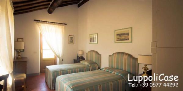 Villa in vendita a Castelnuovo Berardenga, Arredato, con giardino, 500 mq - Foto 7