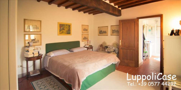 Villa in vendita a Castelnuovo Berardenga, Arredato, con giardino, 500 mq - Foto 6