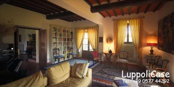 Villa in vendita a Castelnuovo Berardenga, Arredato, con giardino, 500 mq - Foto 10