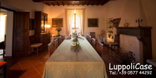 Villa in vendita a Castelnuovo Berardenga, Arredato, con giardino, 500 mq - Foto 11