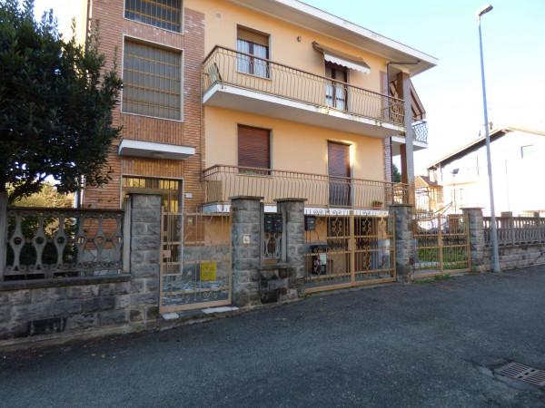 Appartamento in vendita a Borgaro Torinese, Santi Cosma E Damiano, Con giardino, 186 mq