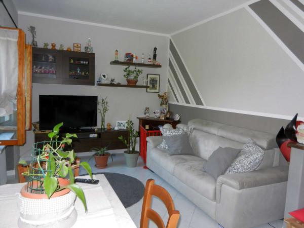 Appartamento in vendita a Venaria Reale, Altessano, Arredato, 74 mq
