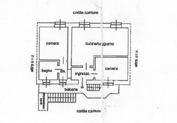 Appartamento in vendita a Venaria Reale, Altessano, Arredato, 74 mq - Foto 2