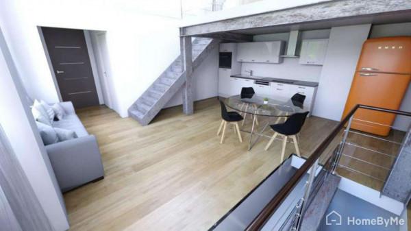 Appartamento in vendita a Milano, Crescenzago, Con giardino, 45 mq - Foto 6
