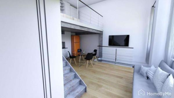 Appartamento in vendita a Milano, Crescenzago, Con giardino, 45 mq - Foto 4