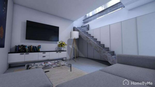 Appartamento in vendita a Milano, Crescenzago, Con giardino, 45 mq - Foto 5