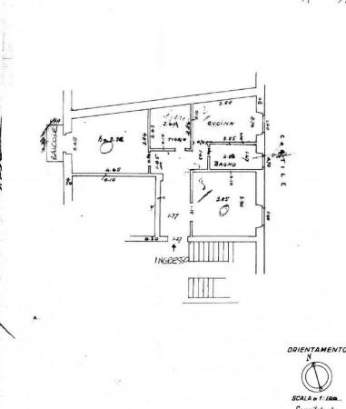 Appartamento in vendita a Roma, Re Di Roma, Arredato, con giardino, 80 mq - Foto 3