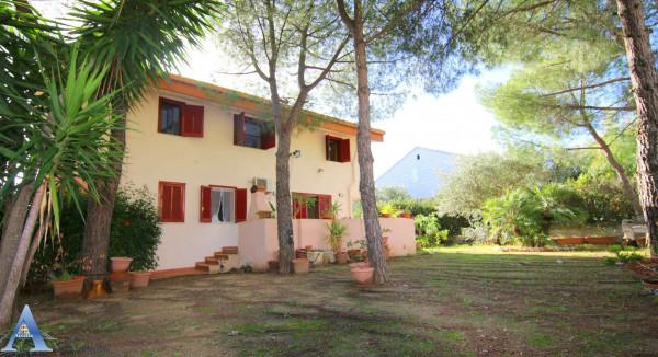 Villa in vendita a Statte, Montetermiti, Con giardino, 290 mq - Foto 4