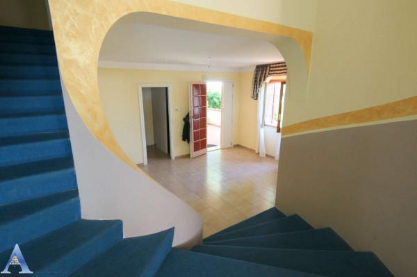 Villa in vendita a Statte, Montetermiti, Con giardino, 290 mq - Foto 7