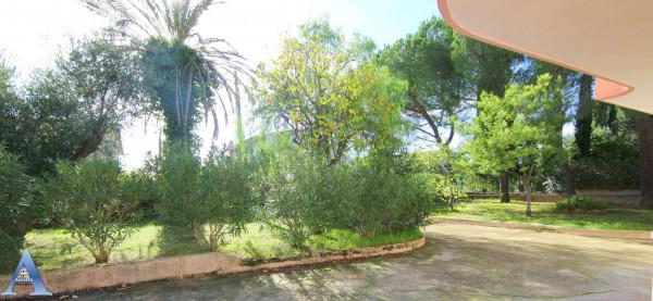 Villa in vendita a Statte, Montetermiti, Con giardino, 290 mq - Foto 27