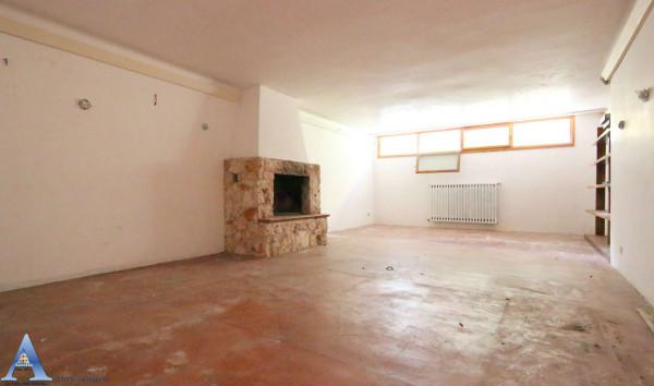 Villa in vendita a Statte, Montetermiti, Con giardino, 290 mq - Foto 8